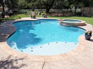 Dallas Residential Pools 12